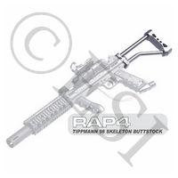 Skeleton Buttstock for Tippmann 98 Custom
