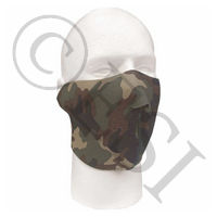 Neoprene Reversible Face Mask