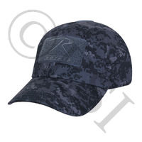 Operator Tactical Cap with Hook and Loop Patch