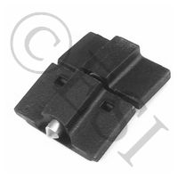 #11 Safety Detent Complete [M4 Carbine Trigger Group Assembly] TA50211