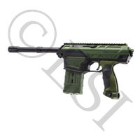 DAM CQB Paintball Marker