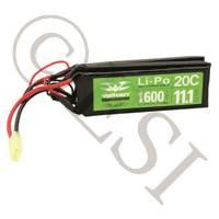 LiPo 20C Split Battery