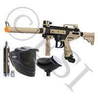 Cronus Tactical Combat Power Pack with 90g CO2 and Raptor Mask