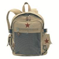 Vintage Star Backpack Deluxe