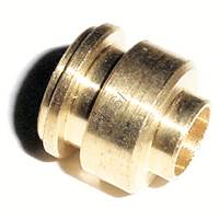 Rear Valve Plug [Alpha Black Basic] 98-56