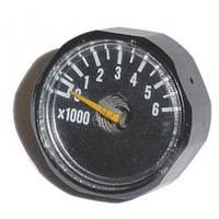 #17 Gauge - Micro - Black - 6000psi [Regulator] NINJAGAUGE6K