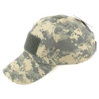 Operator Tactical Cap with Hook and Loop Patch Mounts