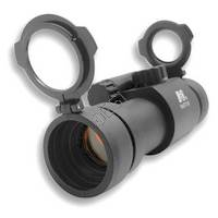 1x30 Red Dot Sight with Pop Lens Cap and Weaver Ring Mount