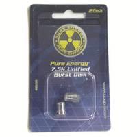 HPA Bottle Burst Disk - 7500psi - 2 Pack