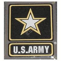 Name Plate - US Army [Alpha Black Basic] TA06023