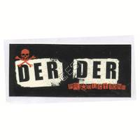 'DerDer Productions' Sticker