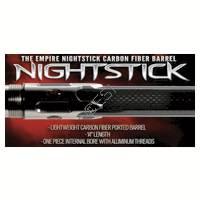 Nightstick 1 Piece Carbon Fiber Barrel - 14 Inch [Spyder Threads]