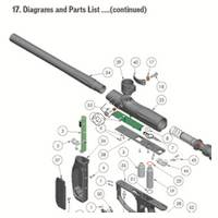 empire invert halo too hopper diagram rh dropzonepaintball com Invert Mini Nummech Handgun Parts Diagram