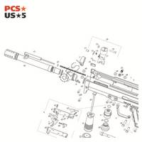 PMI PCS US 5 Gun Diagram