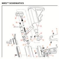 Kingman Spyder MR5 2013 Gun Diagram