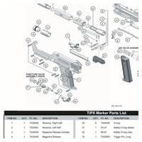tippmann tipx gun diagram