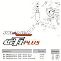 PMI Piranha GTI Plus Gun Diagram