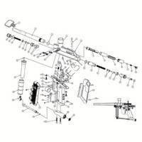 Stryker EMX 1000 Gun Diagram