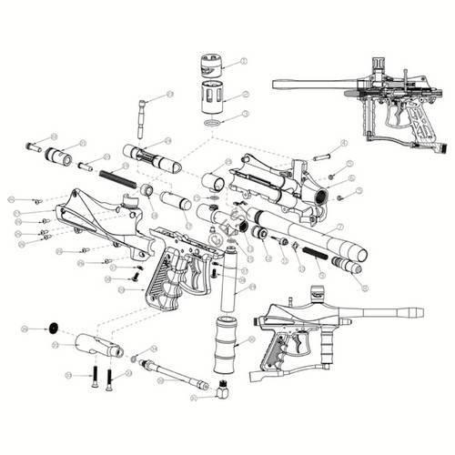 Stryker Str 1 Gun Diagram