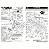 tippmann 98 custom pro e grip gun diagram rh dropzonepaintball com tippmann 98 custom diagram tippmann 98 custom internal diagram