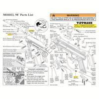 Amazing Sku Tippmann Tpx Gun Diagram Basic Electronics Wiring Diagram Wiring Digital Resources Bemuashebarightsorg