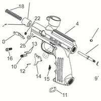 Super Tippmann Model 98 Gun Diagram Wiring Database Wedabyuccorg