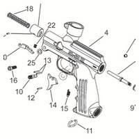 Cool Tippmann Model 98 Gun Diagram Wiring Digital Resources Bemuashebarightsorg