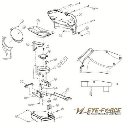 viewloader eye force hopper diagram