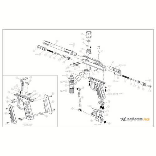 Viewloader Maxis Rg Gun Diagram