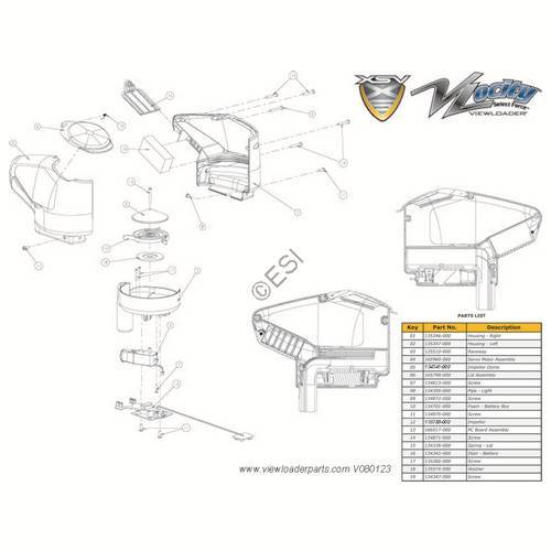 viewloader vlocity xsv hopper diagram