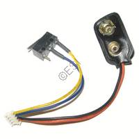 Battery and Micro Switch Harness [DM4] R30510016