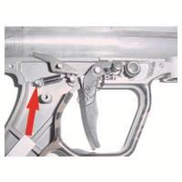 #50 Sear Spring Pin - Kurled [Tac 5 Recon M - Camo] 135252-000 V2