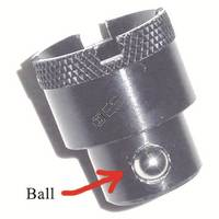 Rear Sight Ball [A-5] 02-28