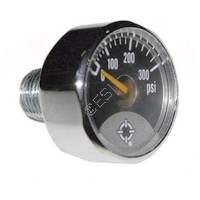 Micro Gauge - 0-300 PSI [Impulse Classic] GAG0300LNG