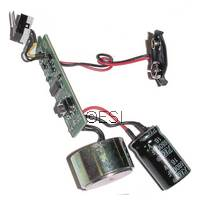 #24 Electronics Assembly Board [Alpha Black with E-Grip] TA09951 or TA09935