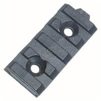 #71 Weaver Rail - Bottom [SP1 Body] SP1122BLK