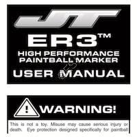 Empire JT USA ER3 Gun Manual
