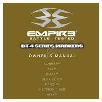 Empire BT 4 Gun V2010 Manual