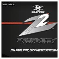 Empire Prophecy Z2 Hopper Manual