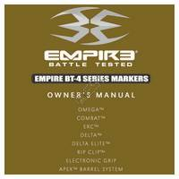 Empire BT 4 Gun V2011 Manual