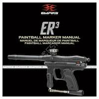 Empire JT USA ER3 Gun V12 Manual