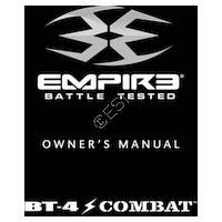 Empire BT 4 Gun Slice Manual