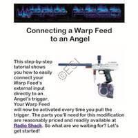 Air Gun Designs Warp Feed Hopper Manual