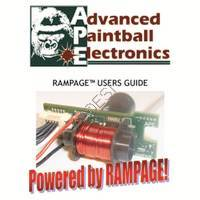 Smart Parts Ion Gun APE Rampage Board Manual