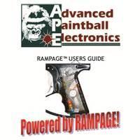 Smart Parts Shocker Gun APE Rampage Gun Manual