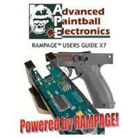 Tippmann X7 APE Rampage Board Manual