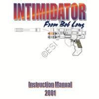 Bob Long Intimidator Gun - Gen 1 Manual