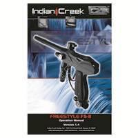 Indian Creek Designs Freestyle 8 Gun Manual