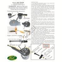 JCS Jet Click Shaft Manual