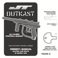 JT Tetra Protium Quadra Paintball Gun Repair ... - Newegg